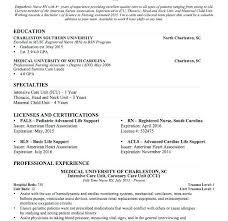 Graduate Nurse Resume Samples – Eukutak