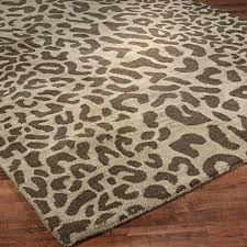 leopard print rug adorable leopard print rugs in best area rug images on leopard print rugs