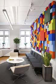 Colorful Interior Design post modern interior living room style with colorful wall decor 2147 by uwakikaiketsu.us