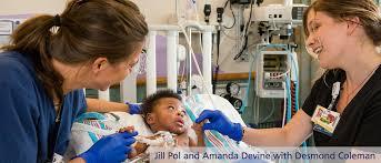 Picu Nurse Picu Nurses Build Relationships In Families Toughest Times