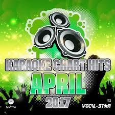 April 2017 Star Chart Vocal Star Karaoke Chart Hits April 2017 Vsch004