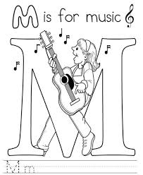 Some of these music coloring pages are on the higher difficulty, which means they're only good for grown ups. Musical Coloring Pages For Kids Free And Printable
