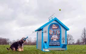 Dog Park Vending Machines Extraordinary Bakers Unveils World S First Ever Doggy Vending Machine Pet Trade