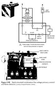 stack detector primary control heater service troubleshooting stack detector primary control