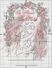 Схемы вышивка крестом-свадьба