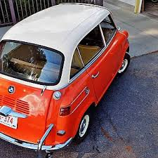 1958 bmw 600 1985 325e fuse box diagram k75 1968 for bmw bmwcase extra legroom 1958 bmw isetta 600 limo