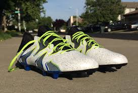 adidas x 15 1. adidas x15 sl. has unleashed an all new type of sl performance, and this one packs on some radical design elements. built to provide players with a x 15 1
