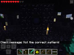 Nether Core Reactor Pattern Amazing HELP Broken Nether Reactor MCPE Discussion Minecraft Pocket