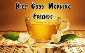nice good morning friends message and wishes