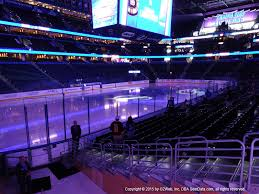 Amalie Arena View From Section 104 Dress Code Enforced Rows