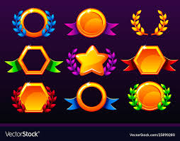 Coloured Templates For Awards Creating Icons For