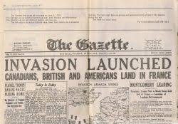object of the month wartime headlines the black watch castle  object of the month wartime headlines the black watch castle and museum