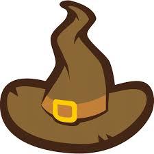 Resultado de imagen de icono sombrero bruja
