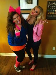 10 perfect quick homemade costume ideas diy 80s and sandy costume my photos