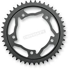 Vortex 42 Tooth Rear Steel Sprocket 435s 42 Sport Bike Motorcycle