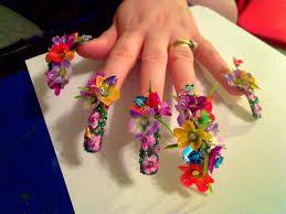 Cool Prom Nail Designs Little Pearl Prom Nail Designs 2015 Reasabaidhean
