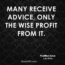 Publilius Syrus Quotes QuoteHD Amazing Advice Quotes