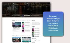 e magazine templates free download free html5 magazine template having a cool layout