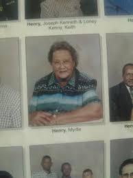 Myrtle Senegal Henry (1922-2016) - Find A Grave Memorial