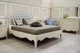 neoclassical bedroom set selva