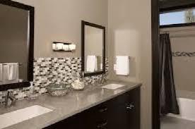 backsplash bathroom ideas. Simple Backsplash Inspiring Bathroom Backsplash Tile Design Ideas And Vanity  Affordable Small Vanities Intended A