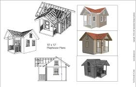 amazing of crooked playhouse plans free crooked playhouse plans