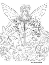 Small Picture Gallery Free Fairy Coloring Coloring Pages