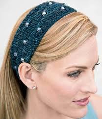 Free Knitted Headband Patterns Extraordinary Headband And Headwrap Knitting Patterns In The Loop Knitting