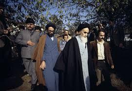 Image result for امام در تبعید فرانسه