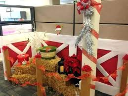 christmas decorating ideas for office. Christmas Desk Decoration Ideas Office Exotic Lovely Village Theme For Decorating