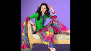 Fashion Designing Salwar Kameez 2013 Churidar Salwar Kameez Designs 2013