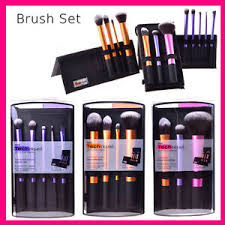 image is loading real techniques makeup brushes starter kit sculpting powder