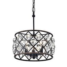 oiled bronze chandelier elk lighting diffusion 4 light oil rubbed bronze chandelier