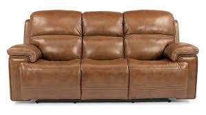 secretariat brown leather power