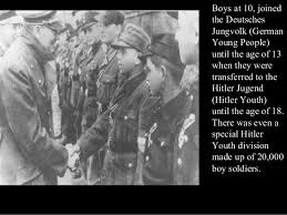 the nazis and young people photo essay