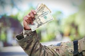 2019 Military Pay Chart With Dependents Allowances Military Com
