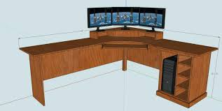 build your own corner desk how to build an l shaped desk corner desk build  your