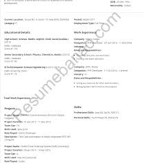 Fancy Create Free Online Resume Website Pictures Documentation