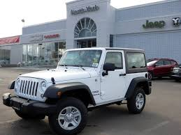 jeep rubicon 2014 white. Modren White 2014 White Jeep Wrangler Sport 2 Door Hardtop  Jeep Wrangler  SportNEW4X4HARDTOPACCDMP3 PLAYERMUST SEE  And Rubicon White