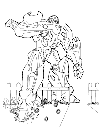 Small Picture Coloring Pages Transformers Animated Images Gifs Pictures