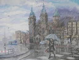 Детская художественная школа № им В М Седова Дипломные работы 2012 Музыка дождя Музыка дождя
