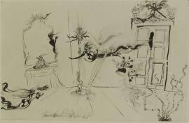 biblion world s fair essay schaffner dali a sketch by salvador dalatildeshy for his dream of venus exhibit
