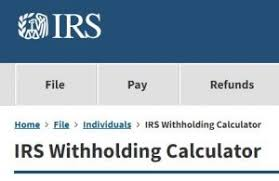 when using the calculator it s helpful to have a pleted 2017 tax return available employees who need to adjust their withholding