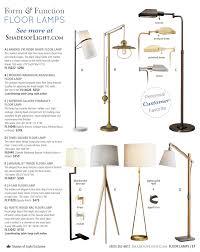shades of light modern mini st 2016 page 50 51 800 262 6612 shadesoflight com floor lamps 51