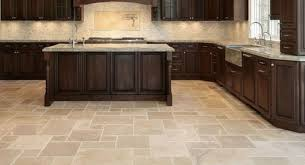 kitchen floor tiles with dark cabinets. Plain Tiles Kitchen Floor Tile Ideas With Dark Cabinets Agreeable Decoration  Brown Cabinet Also Granite Countertop Plus Plans Throughout Tiles N