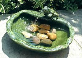 garden fountains home depot. Perfect Fountains Water Fountain Pump Home Depot Garden Fountains  E Frog Solar  Intended Garden Fountains Home Depot O