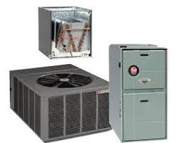 rheem central air conditioner. rheem prestige 2.5 ton 16.00 seer 80% afue gas electric air conditioner system central