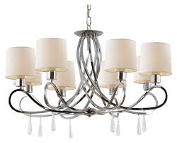 trans globe 70398 pc large traditional 30 inch diameter chandelier polished chrome loading zoom