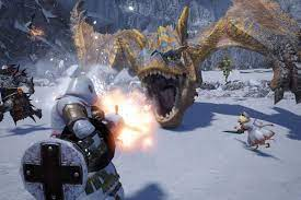 It is the sixth mainline installment in the monster hunter series after. Monster Hunter Rise Was Made For The Switch And It S Coming To Pc Too The Verge