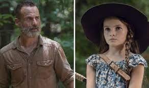 The walking dead staffel 11: The Walking Dead Plot Hole Prison Scene Creates Major Judith Mistake Tv Radio Showbiz Tv Express Co Uk